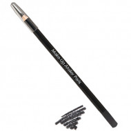 Карандаш для глаз водостойкий Make-Up Atelier Paris C10L черный: фото