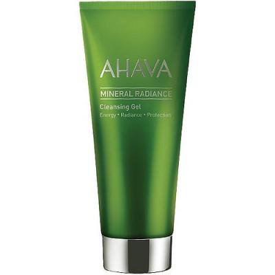 Минеральный гель для очистки кожи и придания ей сияния Ahava Mineral Radiance 100 мл: фото