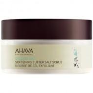 Смягчающий масляно-солевой скраб Ahava Deadsea Salt 235 мл: фото