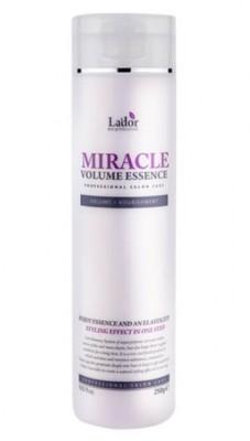 Эссенция для фиксации и объема волос увлажняющая LA'DOR Miracle volume essence 250г: фото