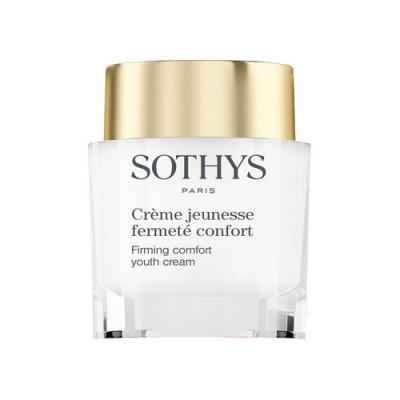 Крем насыщенный для интенсивного клеточного обновления и лифтинга SOTHYS Firming Comfort Youth Cream 50мл: фото