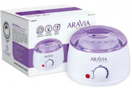 Нагреватель с термостатом воскоплав Aravia professional 500 мл: фото