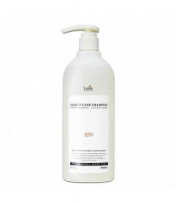 Шампунь для волос La'dor Family Care Shampoo 900мл: фото