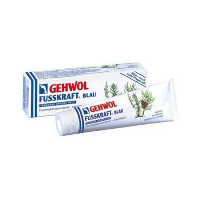 Бальзам голубой Gehwol Fusskraft 75мл: фото