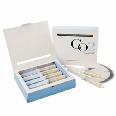 Набор для 5 процедур карбокситерапии ESTHETIC HOUSE CO2 Esthetic Formula Carbonic Mask 5шт: фото