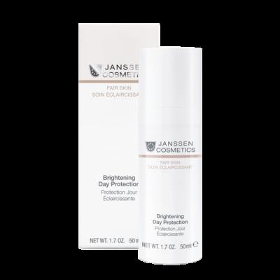 Крем дневной осветляющий SPF20 Janssen Cosmetics Brightening Day Protection 50 мл: фото