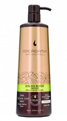 Кондиционер увлажняющий для жестких волос Macadamia Ultra Rich Moisture Conditioner 1000мл: фото