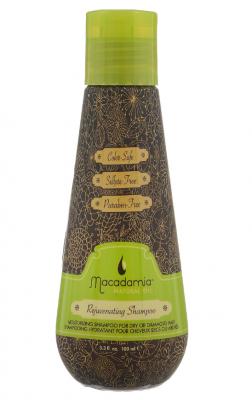 Шампунь восстанавливающий с маслом арганы и макадамии Macadamia Rejuvenating shampoo 100мл: фото