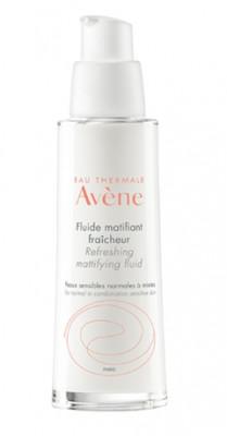 Флюид для лица матирующий Avene Sensibles 50 мл: фото