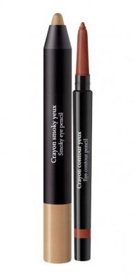 Набор для глаз Sothys Duo Smoky Yeux: Smoky Eye Pencil + Eye Contour Pencil 40 Bronze & Cuivre Lombok: фото