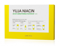 Набор миниатюр с юдзу для выравнивания тона Some By Mi Yuja Niacin 30 Days Brightening Starter Kit 4шт: фото