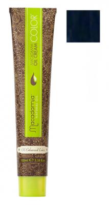 Краска для волос Macadamia Oil Cream Color B СИНИЙ 100мл: фото