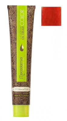 Краска для волос Macadamia Oil Cream Color R КРАСНЫЙ 100мл: фото