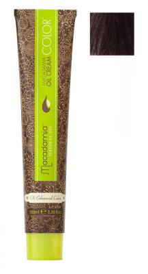 Краска для волос Macadamia Oil Cream Color 5.77 ЭКСТРА СВЕТЛЫЙ ШОКОЛАДНЫЙ КАШТАНОВЫЙ 100мл: фото