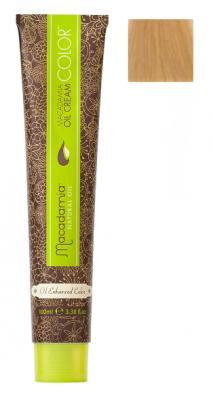 Краска для волос Macadamia Oil Cream Color 9.1 ОЧЕНЬ СВЕТЛЫЙ ПЕПЕЛЬНЫЙ БЛОНДИН 100мл: фото