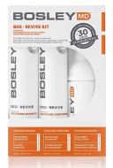 Система от выпадения для окрашенных волос Bosley Pro BOSRevive Color Safe Starter Pack: шампунь + кондиционер + несмываемый уход 2*150мл+100мл: фото
